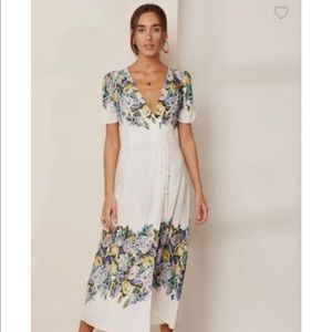 Free people long summer dress